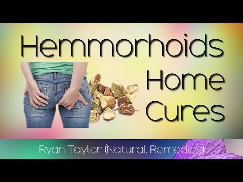 How to Treat Hemorrhoids at Home (Quickly and Naturally)