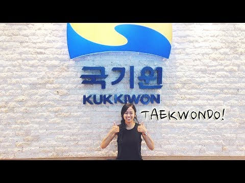 Kukkiwon World Taekwondo Headquarters / 국기원 세계태권도본부