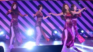 南韓女團Girl's Day性感指數爆表  禁播畫面原味呈現(20151101 )