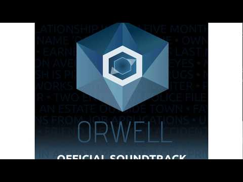 Orwell OSt - Day 3: Full Dark No Stars