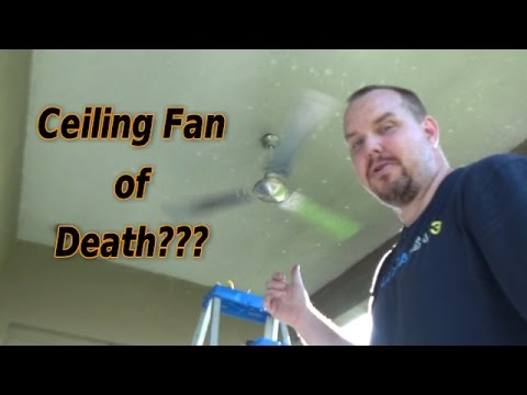 """review-install-westinghouse-industrial-56""""-three-blade-ceiling-fan"""