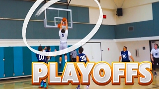OUR PLAYOFFS THE FINALE! BASKETBALL SEASON #5