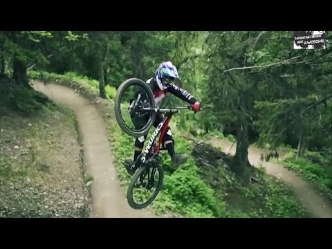 *PEOPLE ARE AWESOME* - BEST OF MOUNTAIN BIKING 2014!