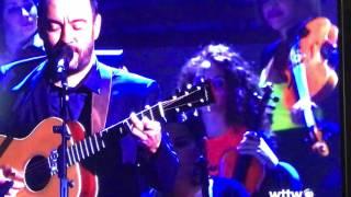 Here on Out Dave Matthews (arr. David Richard Campbell & Matt Podd) Live from Lincoln Center