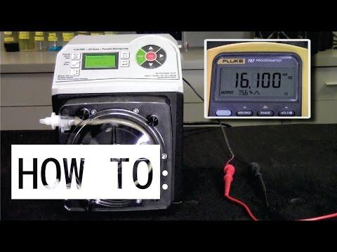Flex-Pro® A3V - Operating Mode 4-20mA Input - Setup & Operation