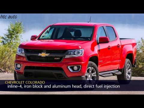 2017 Honda Ridgeline vs 2016 Chevrolet colorado