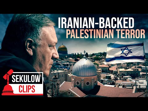 Former Sec. of State Mike Pompeo on Iranian-Backed Palestinian Terror