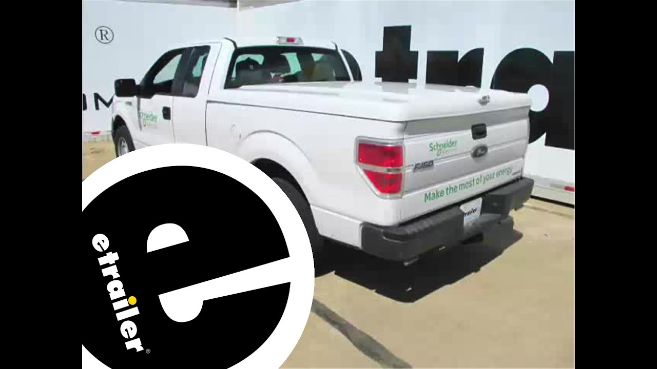 trailer hitch installation 2014 ford f 150 curt