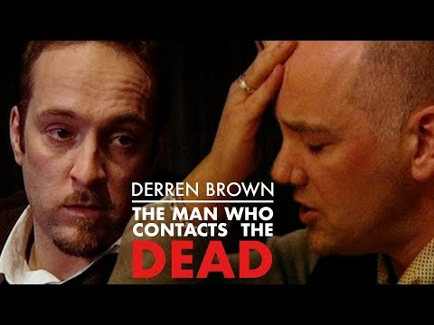 The Man Who Contacts The Dead | Derren Brown Investigates FULL EPISODE