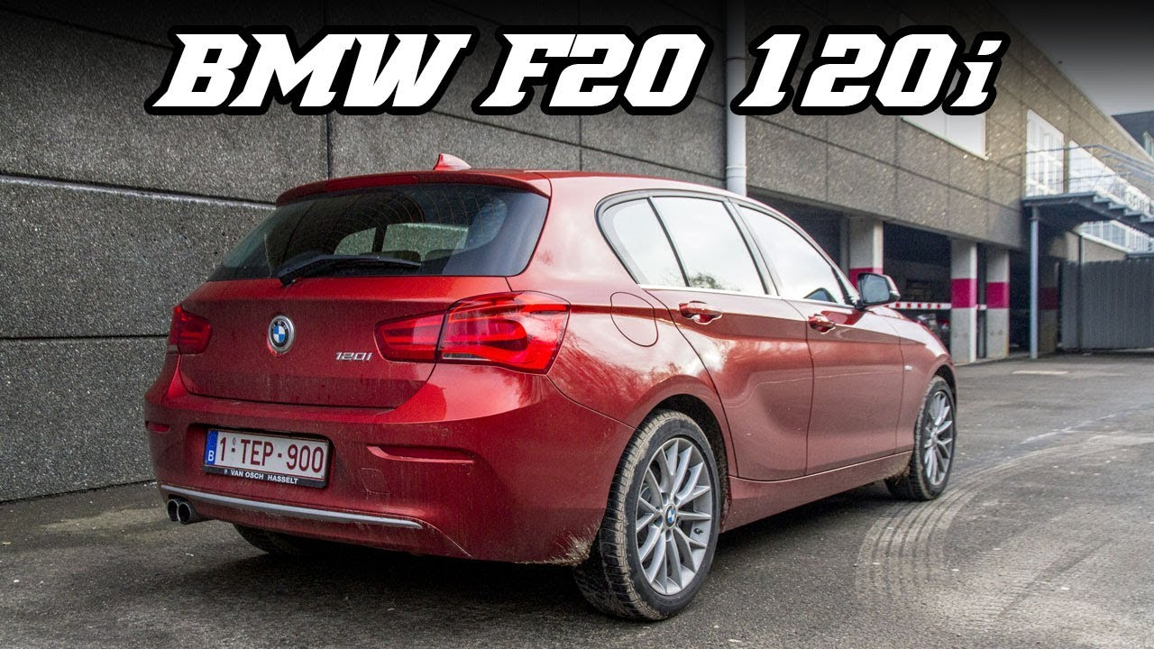 Bmw F20 120i Standard Exhaust Sound Youtube