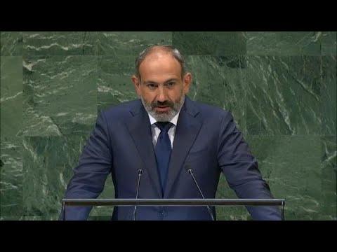 🇦🇲 Armenia - Prime Minister Addresses General Debate, 73rd Session