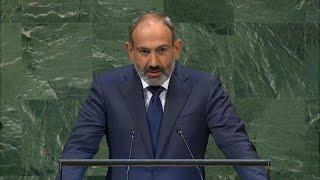 Եթե Ադրբեջանն իսկապես հավատարիմ է խաղաղ գործընթացին, պետք է սկսի երկխոսել ԼՂ-ի հետ․ Փաշինյան