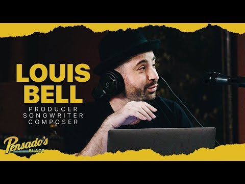 "Post Malone ""Rockstar"" Songwriter / Producer / Composer, Louis Bell – Pensado's Place #401"