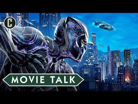 Black Panther on Track for $120 Million Debut - Movie Talk