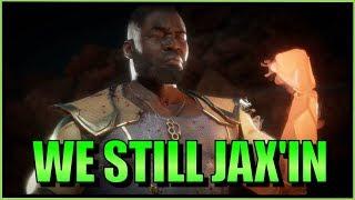 SonicFox - Semiij Getting These Jax Hands 【Mortal Kombat 11】