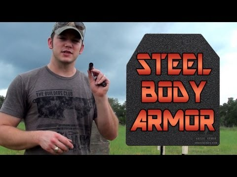 AR500 Armor Torture Test