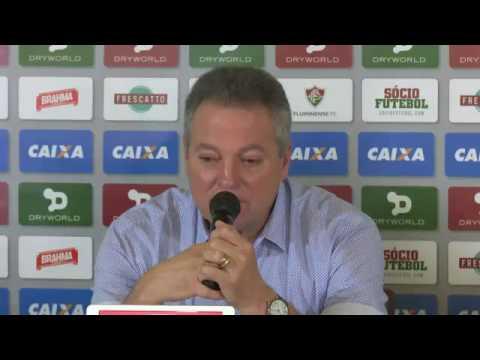Abel Braga é o novo treinador do fluminense