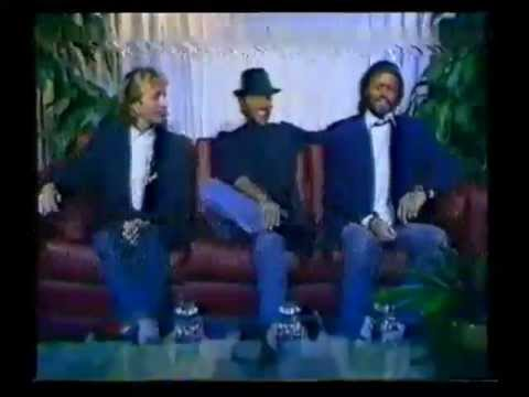 The Bee Gees: Australian interview, 1989