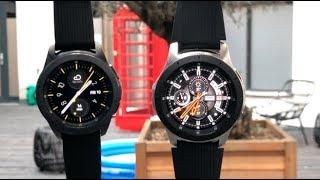 Samsung Galaxy Watch erster Eindruck - Dicker Akku und eSIM