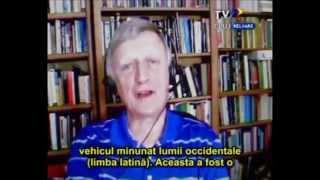 Miceal Ledwith: Nu limba română este o limbă latină, ci limba latină este o limbă românească
