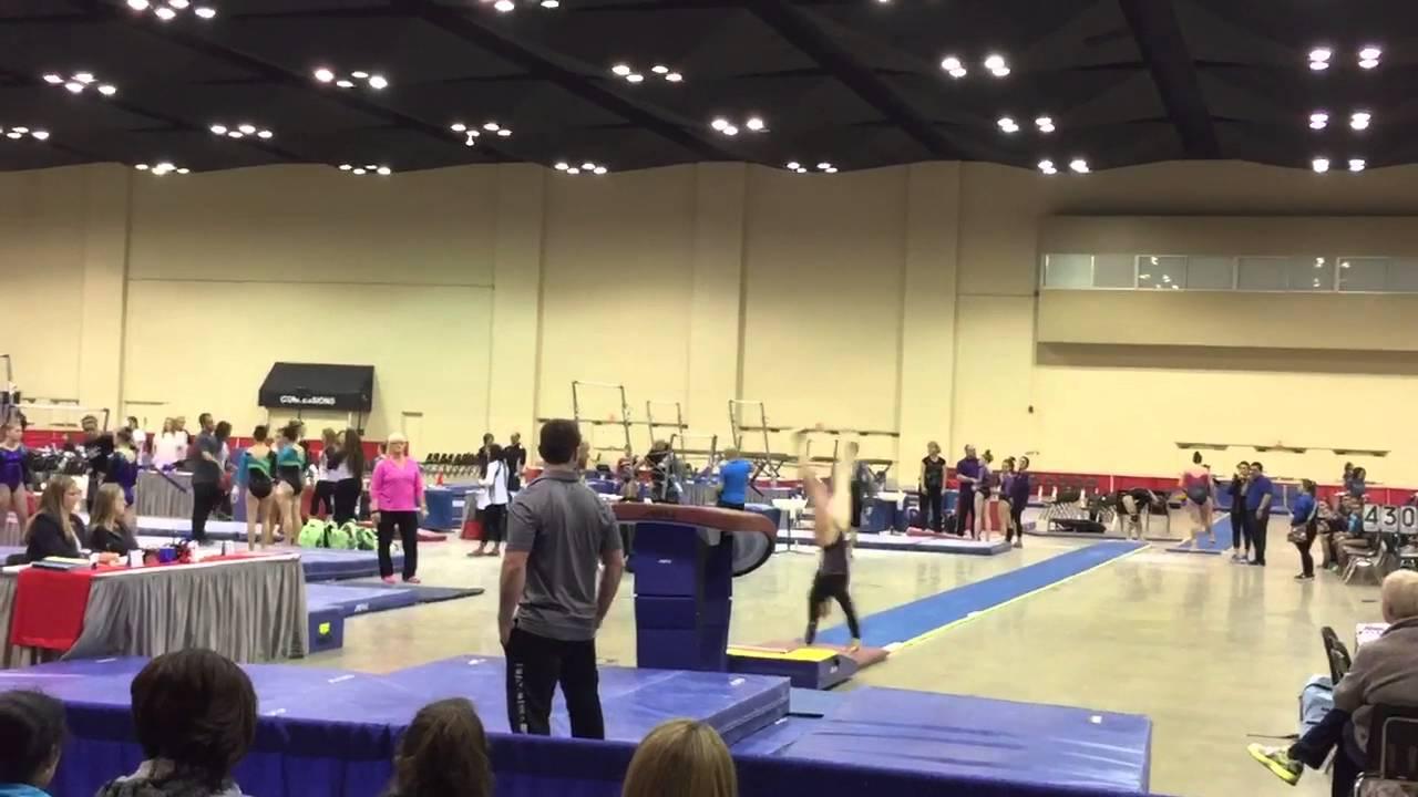 texas level 9 gymnastics state meet 2016