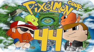 PIXELMON 3.0 Con Folagor | Episodio 44 | CONFESIONES Y LIDER