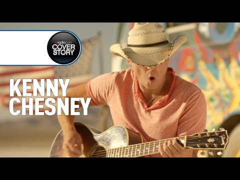 "Radio.com Presents ""Kenny Chesney Reclaims His Soul"" Cover Story"
