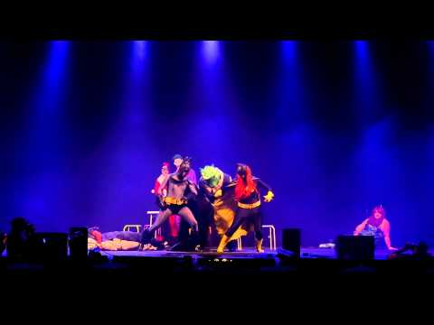 MADE IN ASIA 2013 [MIA 5] - Cosplay Groupe - BATMAN