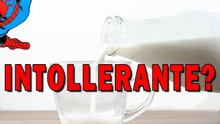 LACTOSE INTOLERANCE. Is drinking milk natural?