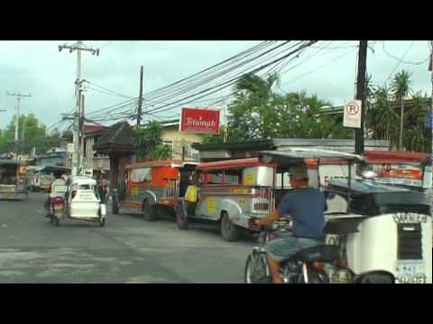 Driving in Metro Manila, Philippines