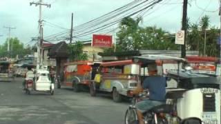 Driving in Metro Manila, Philippines