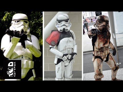 Why Being a Stormtrooper Cosplayer is the Best