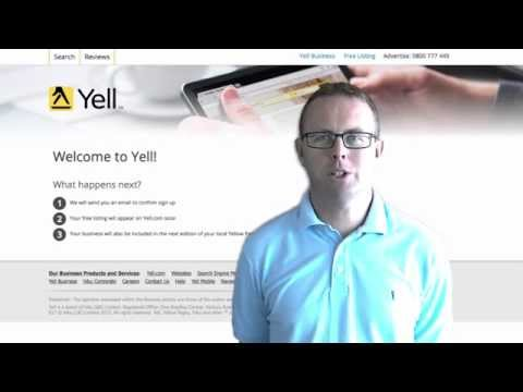 Find Out How To Add Your Business Listing To Yell Com