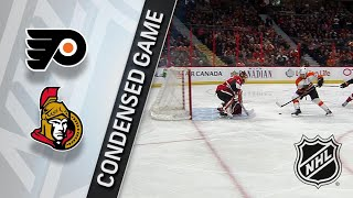 02/24/18 Condensed Game: Flyers @ Senators