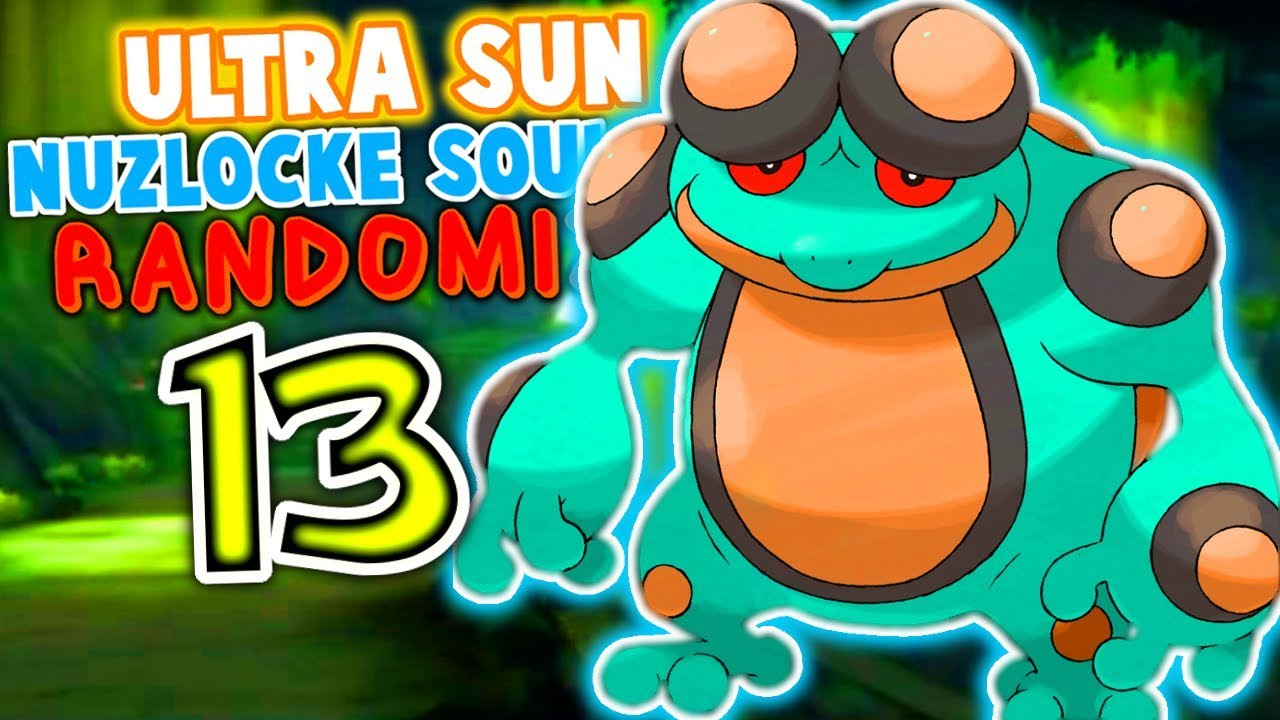 soggy froggy pokemon ultra sun nuzlocke soul link randomizer