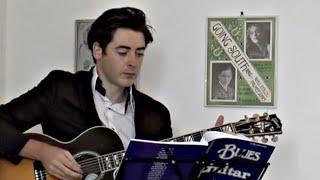 Dallas Blues (1912 version) - Blues Guitar Vol. 1 + TAB
