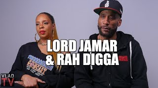 Lord Jamar & Rah Digga Split on Vlad Saying Kendrick is the King of Rap Right Now (Part 10)