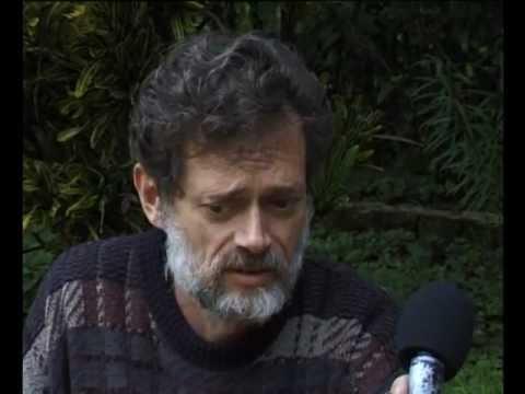 Terence mcKenna en Alexander Shulgin in Mexico 1996 psychedelics