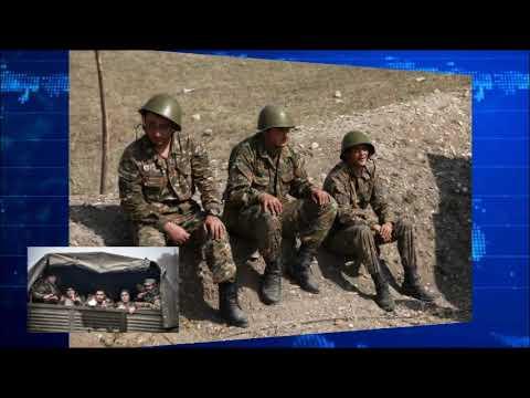 """""""Армения  отправляет и размещает своих военных в Карабахе"""""""