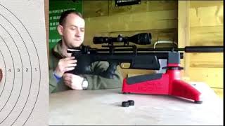 Kral Puncher Breaker mk2 review- air rifle pcp
