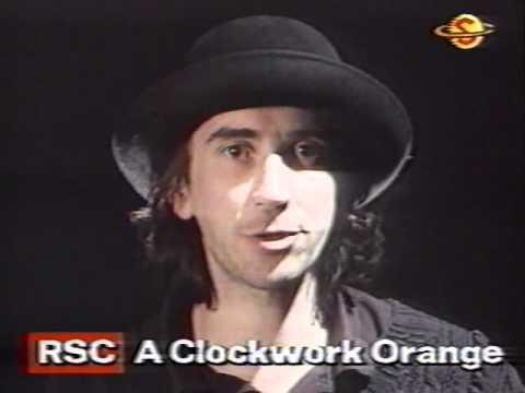 Anthony Burgess on A Clockwork Orange