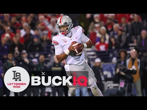 BuckIQ: Justin Fields showing off Heisman-worthy arm at Ohio State