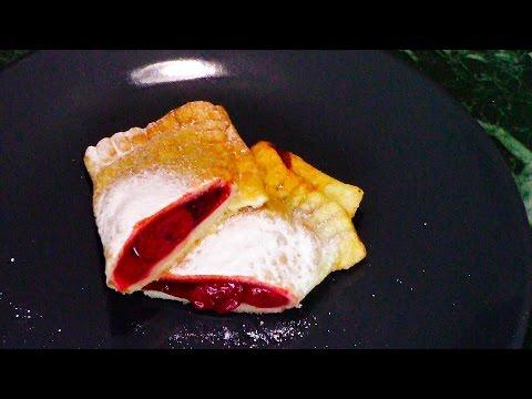 Пирожки с вишней, как в Макдональдсе