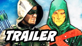 Arrow Season 4 Trailer 2 Breakdown - Meet Anarky