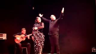 Solea por buleria, vanessa Paez, Toni Fernandez y Pepe Fernandez