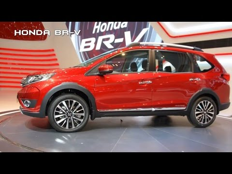 2017 Honda BR-V : Specifications and Features - Exterior and Interior