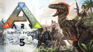 ARK Survival Evolved Ep 5: New Patch!