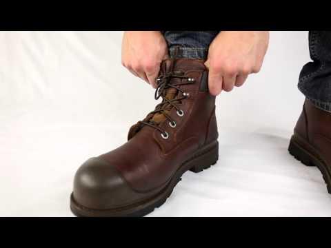 Wolverine Lawson Internal Met Guard Steel Toe SR Boots 4659