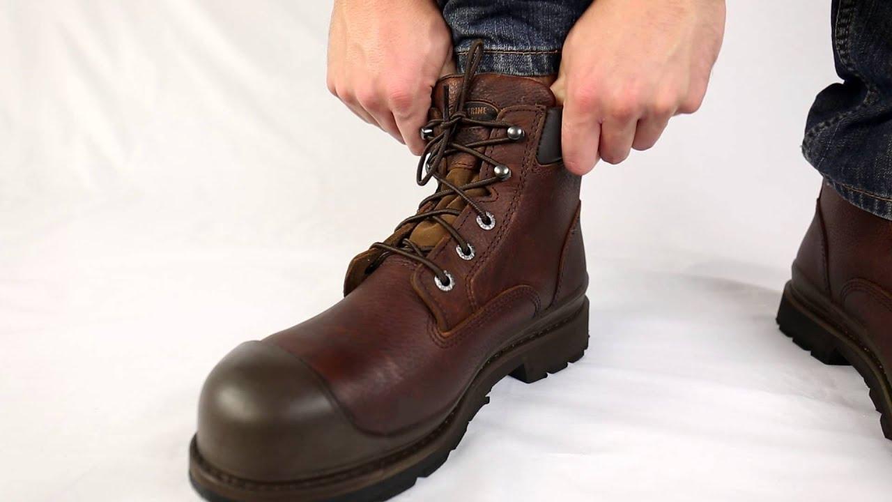 0eb509e43ef Wolverine Boots 4659 Men's Lawson Internal Metatarsal Boots