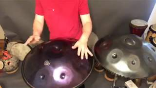 "Live Handpan lesson #5: ""Odd Meters & Melodic Grooves"" with Jacob Cole!"